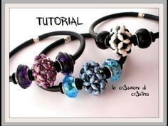 Tutorial Pandorina con Superduo/ Twin Beads, Bicono Swarovski 4 mm, Rocailles - DIY Beaded Bead - YouTube