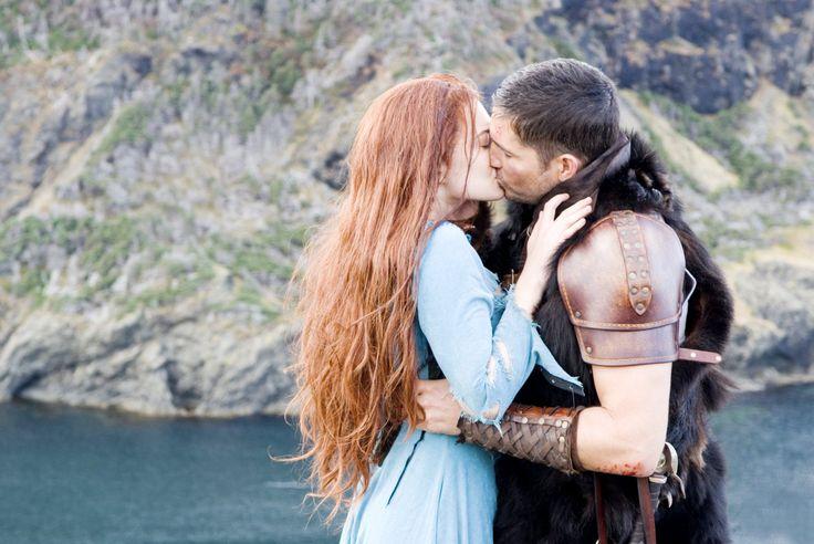 Kainan And Freya ***Outlander***