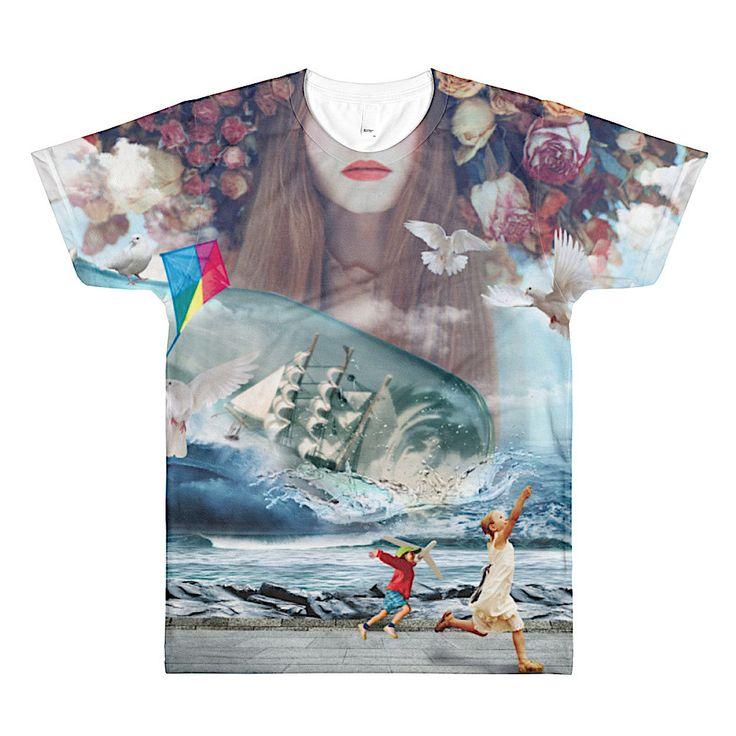 Colorful Art Shirt LVI
