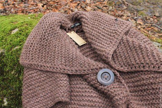 Кофты и свитера ручной работы. Заказать Кардиган Вязаный