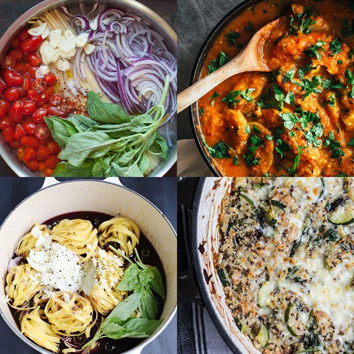 15 One Pot Pasta Recipes