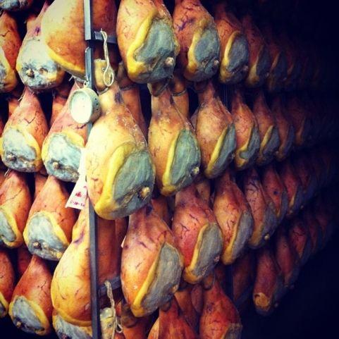 Parma ham tour