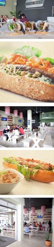 SA's first gourmet boerewors restaurant
