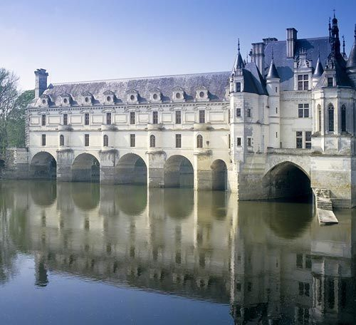 Chateau de Cheonceaux