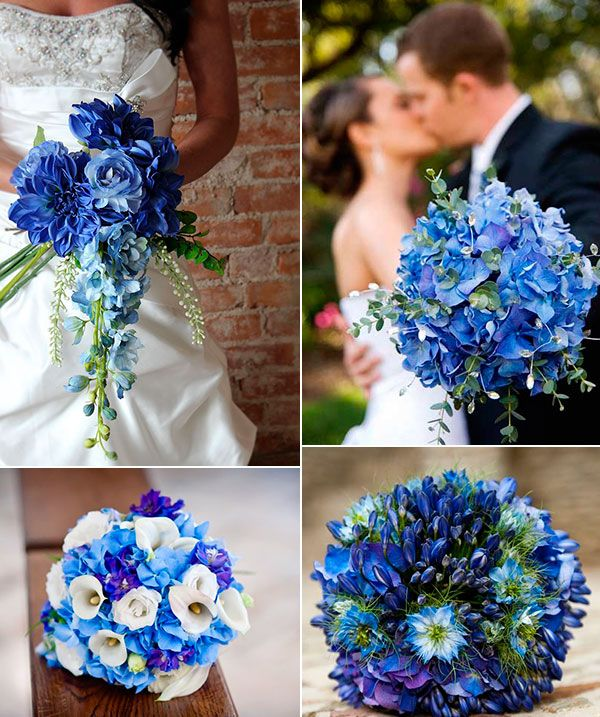 White & Blue Theme. Our favorite colors.