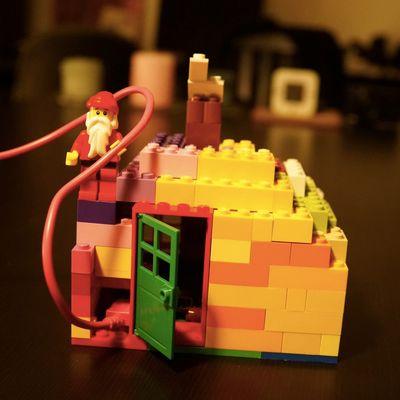 LEGO でRaspberry piケースを自作してみた