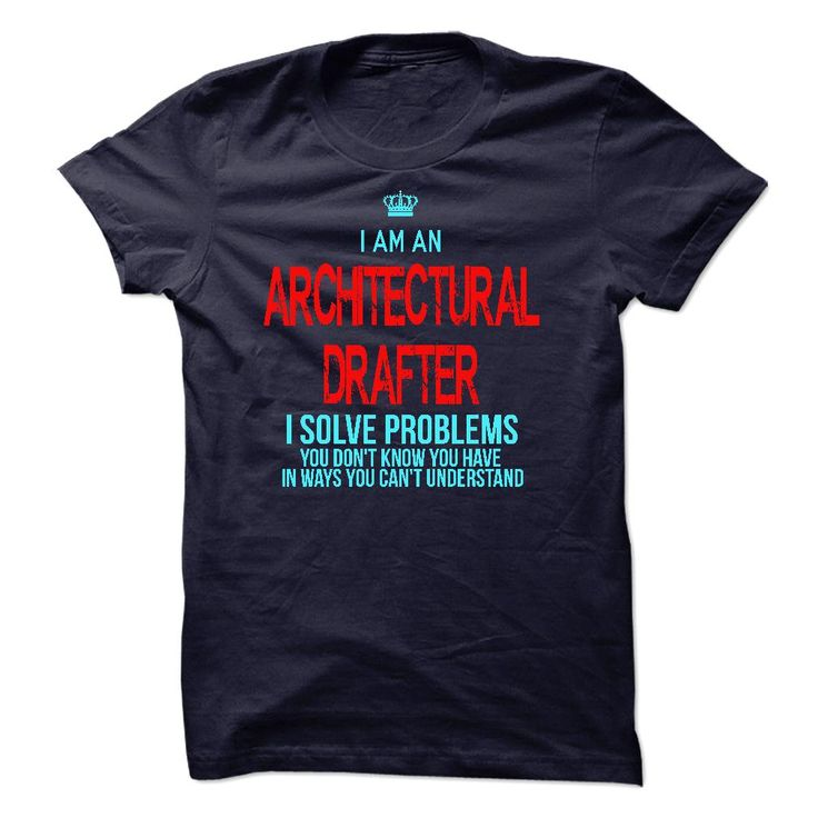 I am an Architectural Drafter