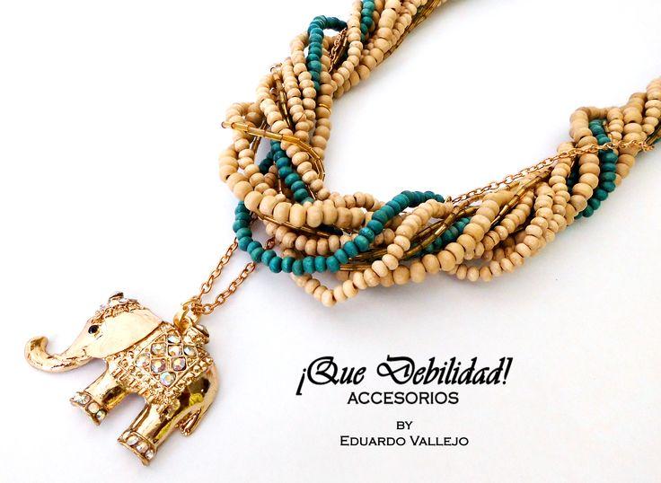 accesorio By Eduardo Vallejo Diseñador de Moda