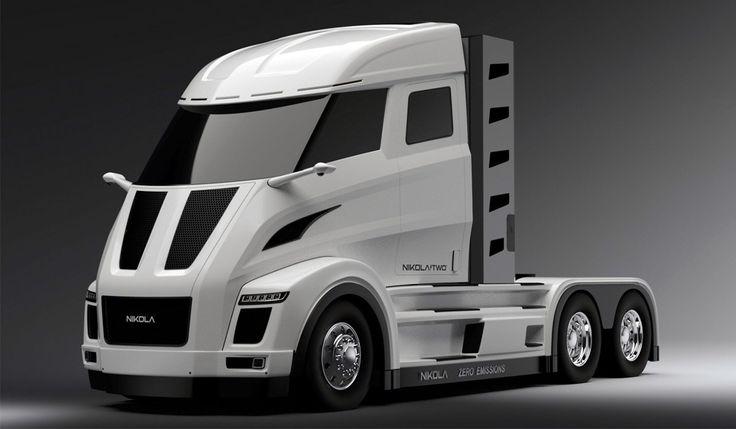 En 2021, llegarán al mercado losNikola One yNikola Two, parte de una línea de camiones de hidrógeno, clase 8 y libre de emisiones.