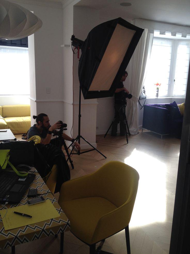 Photography! #parlor #shooting