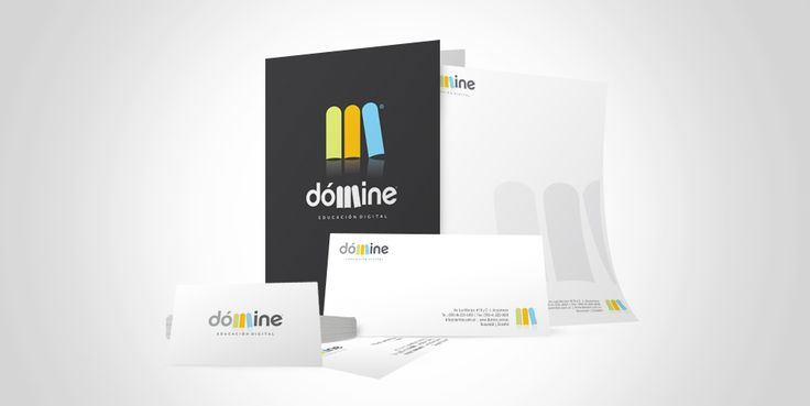 Diseño de Logotipo / Diseño de Tarjetas y Hojas Membrete / Diseño de Sobres para Correo / Diseño de Carpeta Institucional