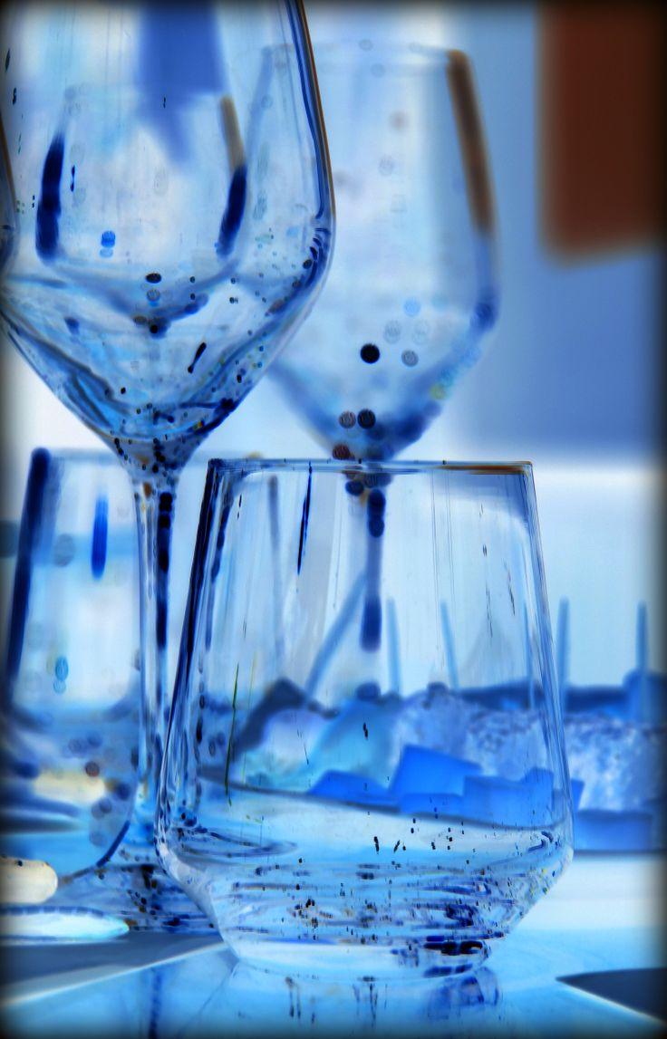 Art of Krosno glass by @Maciek Cichon / KROSNO