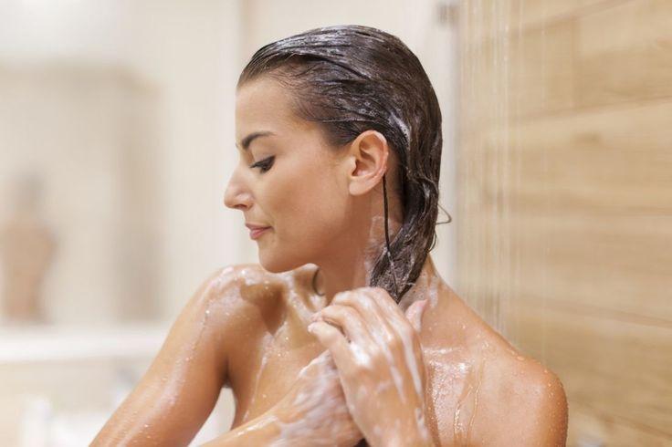 мытье волос 6 ошибок
