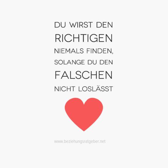 Du wirst den #Richtigen niemals finden solange du den #Falschen nicht loslässt. Du führst eine #unglückliche #Beziehung? Das kannst du tun: http://www.beziehungsratgeber.net/beziehungsprobleme/unglueckliche-beziehung/