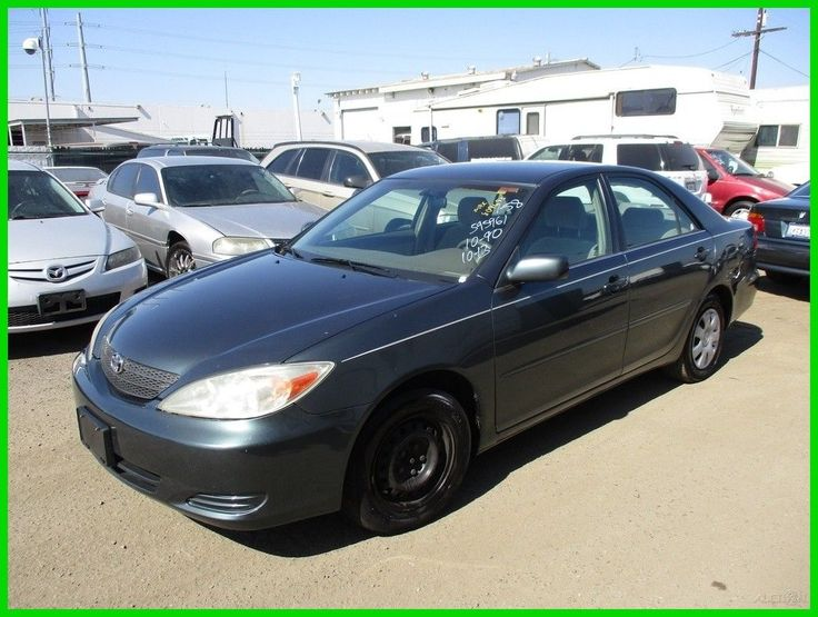 ff479705383ed6e20e5e6a264c0848cf best 25 2002 camry ideas on pinterest toyota scion tc, used 2001 Toyota Camry Le at bakdesigns.co