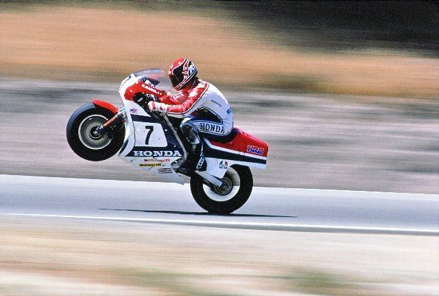 Randy Mamola, 500cc 2-stroke Grand Prix, Laguna Seca