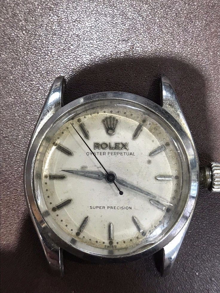 #Forsale #Rolex Oyster Perpetual Super Precision Reference Model 6548 Steel No Papers - Price @$207.50