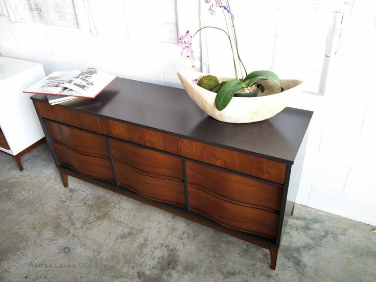 Mid Century Dressers, Credenzas, Hollywood Regency, And Transitional  Furniture That Have Been Turned Into Sophisticated Statement Pieces With  The Bold Use ...
