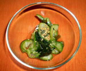 Japanische rezepte wakame