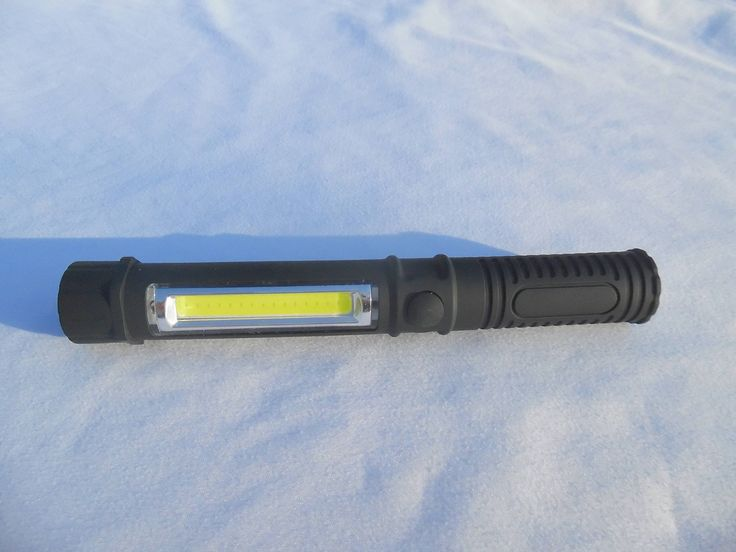 linterna led 5 watts