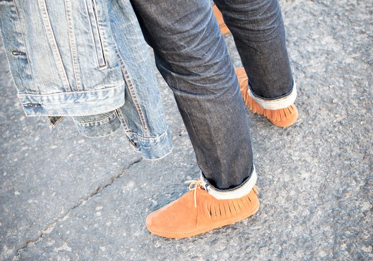 Classic Fringe Boot - a perfect combination of comfort and style.