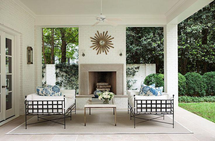 Inside Suzanne Kasler's Stunningly Serene Atlanta Home – One Kings Lane — Our…