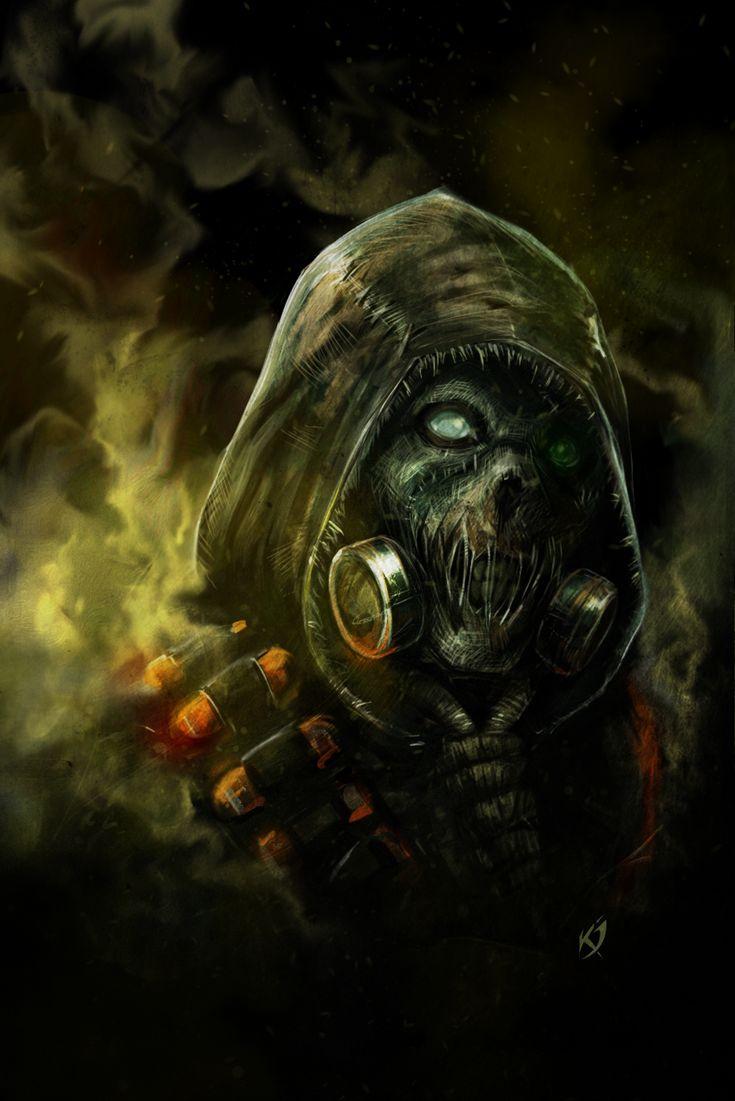 Batman Arkham Knight: Scarecrow