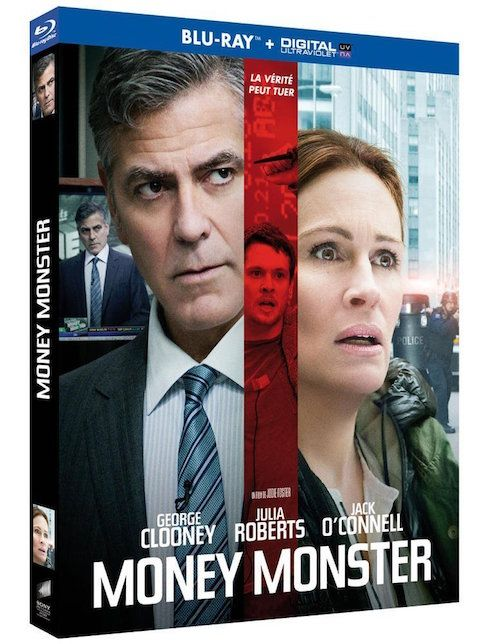 Money Monster ou les limites de la critique du capitalisme (dispo en DVD / BR)