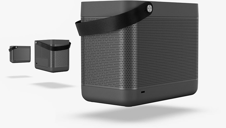 beoplay... portable speakers with airplay