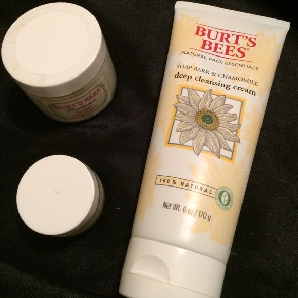 Burts Bees Radiance/face Wash Great Deal Never Used