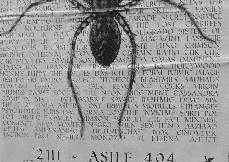 Haute-Savoie, la presse locale rapportait qu'une araignée très venimeuse, capable de tuer des hommes par son venin, avait été découverte dans un régime de bananes. Un récit contesté depuis... N'hésitez pas à me proposer des actu pouvant correspondre aux autres affiches