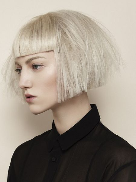 13 best srt fringe hair images on Pinterest   Braids, Belle ...