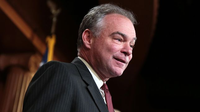 Kaine on Russia investigation: 'This is moving into perjury, false statements and even potentially treason'