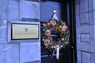 Christmas at Castlemartyr - Christmas Decor - 5 Star Hotel - Cork - Ireland