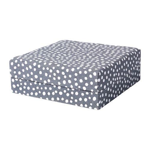 KRYDDAD Eske med lokk IKEA Dette produktet er håndlaget av sosiale entreprenører i Karnataka, India.