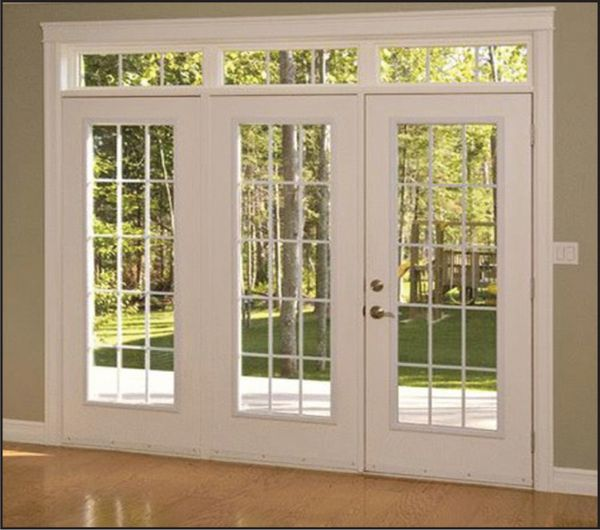 25 best patio doors images on pinterest for Residential french doors