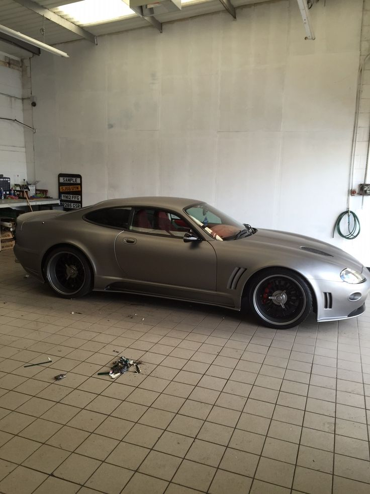 Jaguar Xk8 Mods: More BHP For My XJR Supercharger In-take