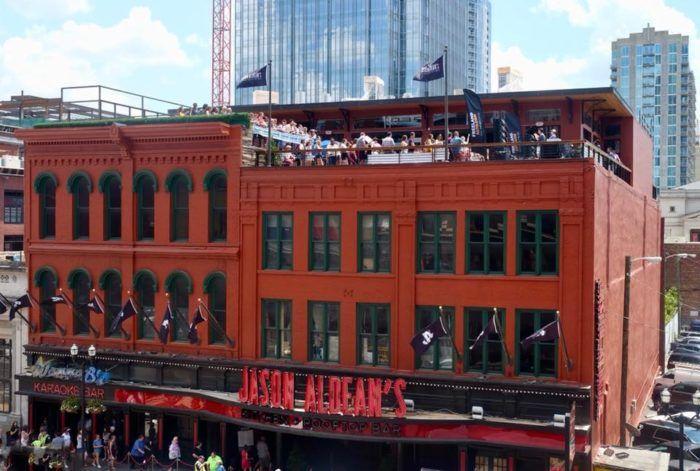 Nashville S Newest Rooftop Bar Is A Must Visit This Summer Nashville Vacation Nashville Trip Nashville Tennessee Vacation