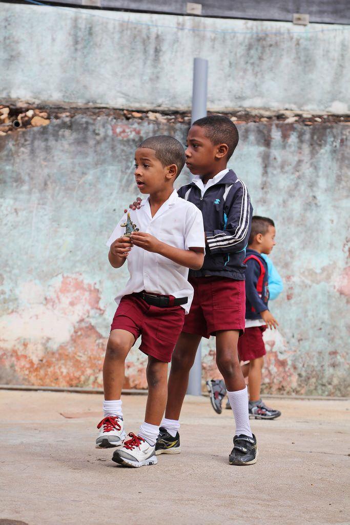 Cubans Trinidad skolebørn 510A5295