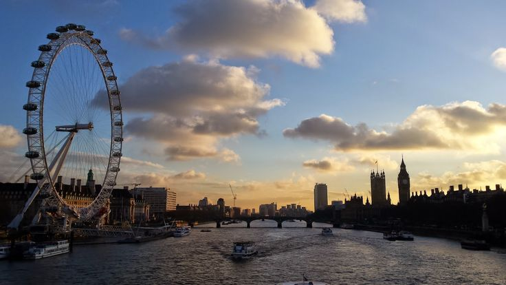 Live In Style: Tornare indietro nel tempo...Londra. London, Thames, London Eye Pictures (C) 2015 Benedetta Giglioli LiveInStyle