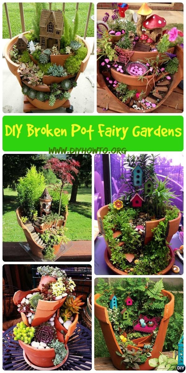 Garden Ideas Pots best 25+ fairy pots ideas on pinterest | fairy garden pots, mini