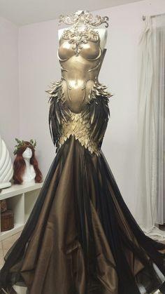 Phoenix Dress by Jolien-Rosanne (Fairytas, NL) - Album on Imgur
