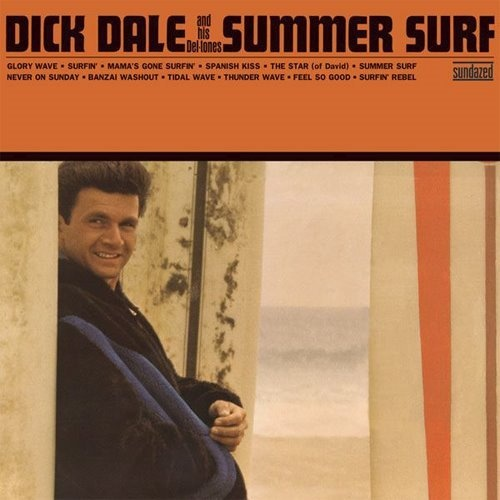 Dick Dale - Surfin the Wedge - Live on TV 1963 Ed Sullivan