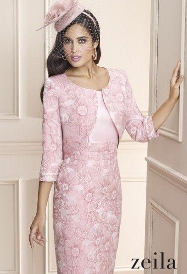 photo of ladies formal daywear design 12 detail by Zeila