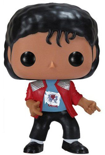 Funko POP Michael Jackson (Vinyl): Beat It http://popvinyl.net #funko #funkopop #popvinyls