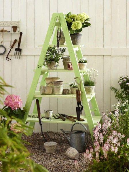 25+ Best Ideas About Pflanztisch Selber Bauen On Pinterest ... Pflanztisch Fur Den Garten Ideen Selbermachen