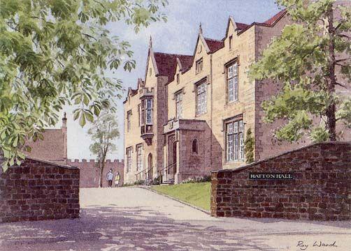 Hatton Hall, Wellingborough