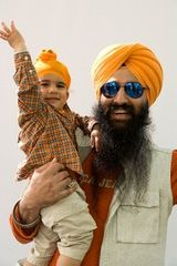 Are Sikhs Muslims? 10 Ways Sikhism Differs From Islam  Sikhs are not Islamic Terrorist and their holy book is not the koran.