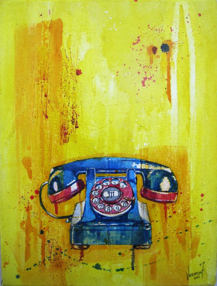 """The Call"" by Vernon Fourie 