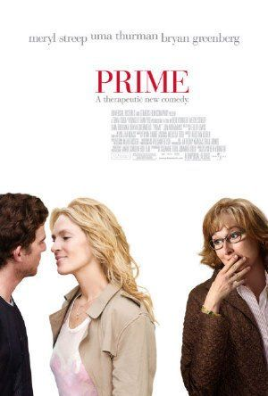 Prime -- When Rafi (Uma Thurman), a 37-year-old single woman, meets David (Bryan Greenberg), a 23-year-old painter, its love at first sight. But that love gets complicated fast when Rafi discovers that David is also the son of her therapist (Academy Award winner Meryl Streep). Professional help is about to get very personal.